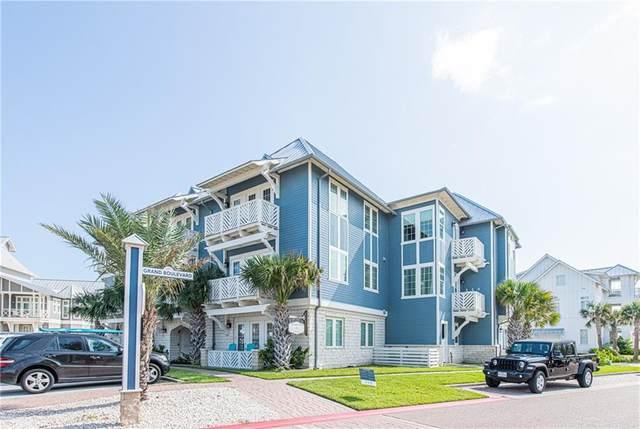 190 Social Circle 10-204, Port Aransas, TX 78373 (MLS #371629) :: South Coast Real Estate, LLC