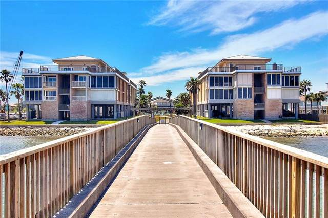631 Channelview Drive #108, Port Aransas, TX 78373 (MLS #371703) :: South Coast Real Estate, LLC
