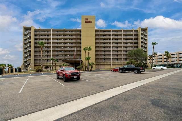 4000 Surfside Boulevard #206, Corpus Christi, TX 78402 (MLS #371725) :: KM Premier Real Estate