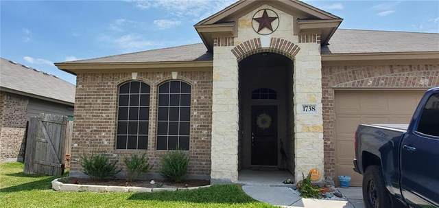 1738 Rhumba Trail, Corpus Christi, TX 78410 (MLS #371746) :: KM Premier Real Estate