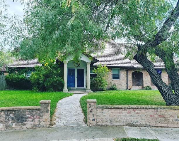 3610 Castle Rock, Corpus Christi, TX 78410 (MLS #371759) :: KM Premier Real Estate