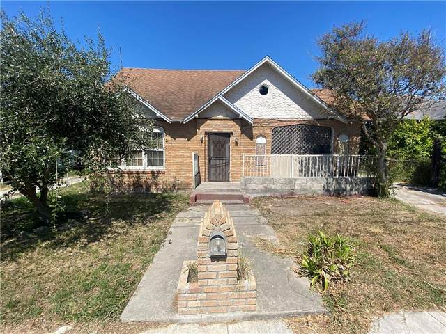 1414 Comanche Street, Corpus Christi, TX 78401 (MLS #371763) :: KM Premier Real Estate