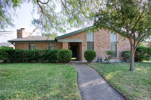 105 Seco Drive, Portland, TX 78374 (MLS #371783) :: KM Premier Real Estate