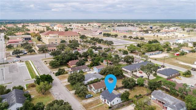 702 W Avenue A, Kingsville, TX 78363 (MLS #371784) :: KM Premier Real Estate