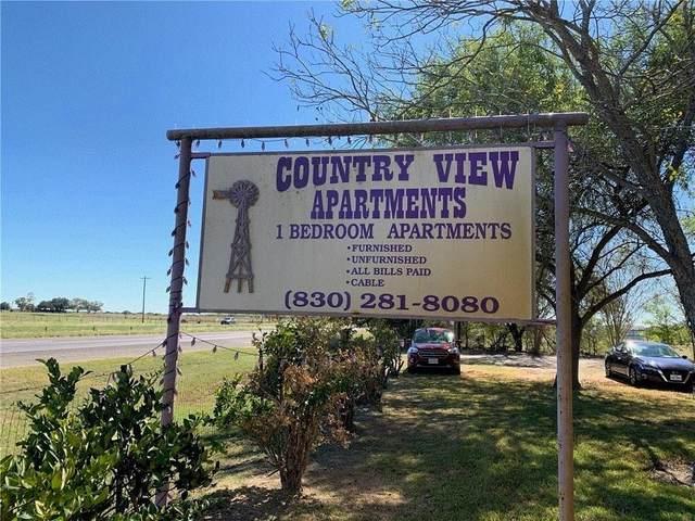 6911 N Us Highway 281 Highway, Pleasanton, TX 78064 (MLS #371820) :: South Coast Real Estate, LLC
