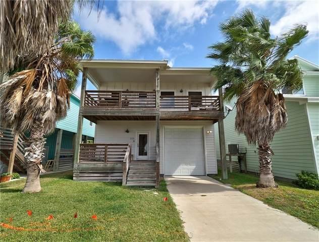 515 Paradise Pointe Drive, Port Aransas, TX 78373 (MLS #371849) :: South Coast Real Estate, LLC