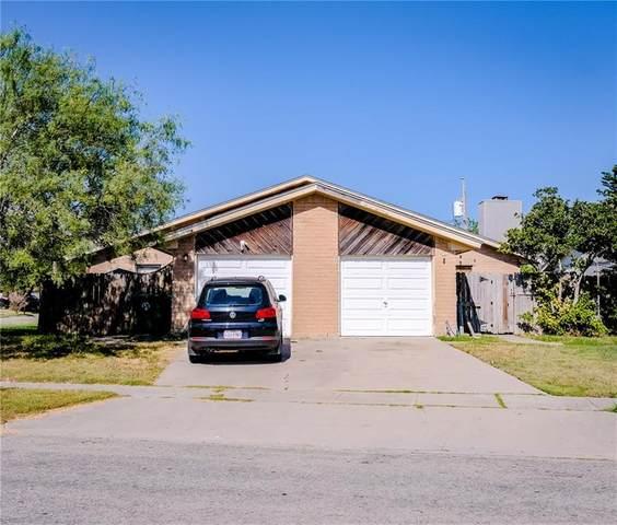 6608 Hardwick Drive, Corpus Christi, TX 78412 (MLS #371870) :: RE/MAX Elite Corpus Christi