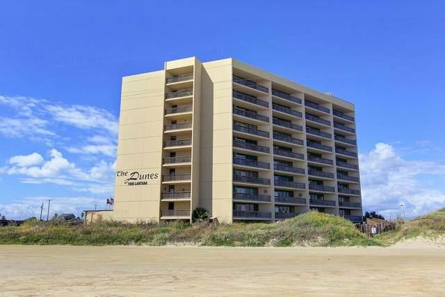 1000 Lantana Drive #509, Port Aransas, TX 78373 (MLS #371872) :: KM Premier Real Estate