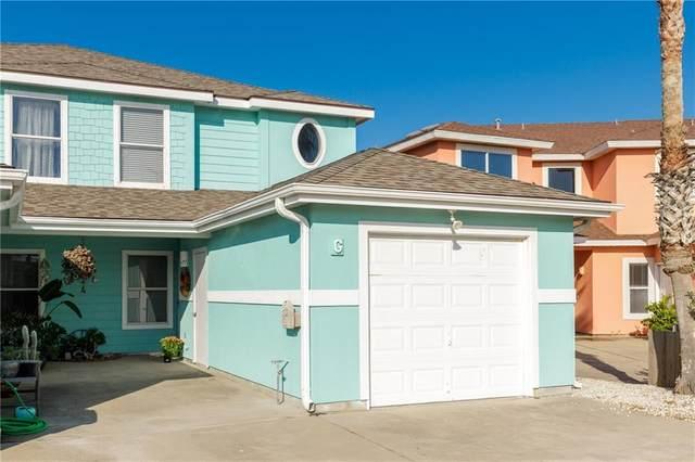 15409 Salt Cay Court G, Corpus Christi, TX 78418 (MLS #371884) :: South Coast Real Estate, LLC