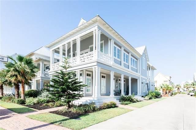 117 Center Lane, Port Aransas, TX 78373 (MLS #371886) :: South Coast Real Estate, LLC