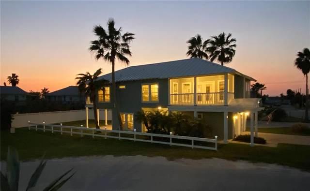 628 Banyan Beach Drive, Port Aransas, TX 78373 (MLS #371905) :: KM Premier Real Estate