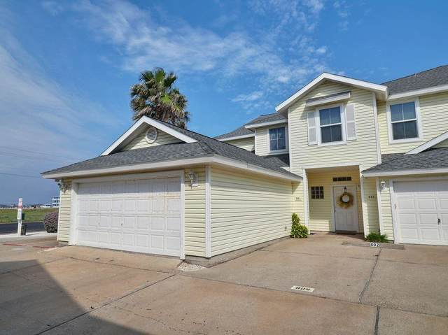 15102 Leeward Drive #801, Corpus Christi, TX 78418 (MLS #371957) :: South Coast Real Estate, LLC