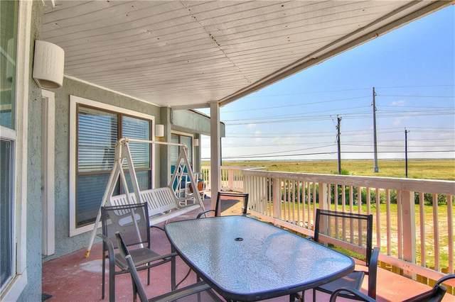 6275 State Highway 361 #109, Port Aransas, TX 78373 (MLS #371958) :: KM Premier Real Estate