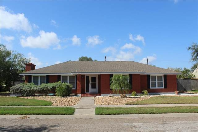 122 Alta Plaza Street, Corpus Christi, TX 78411 (MLS #371960) :: KM Premier Real Estate