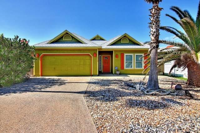 1720 Palisades Drive, Port Aransas, TX 78373 (MLS #371979) :: South Coast Real Estate, LLC
