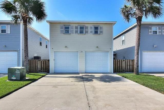 207 Avenue E W, Port Aransas, TX 78373 (MLS #371989) :: KM Premier Real Estate
