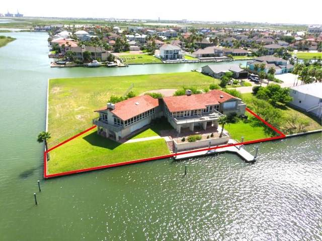 513 Mustang Boulevard, Port Aransas, TX 78373 (MLS #371996) :: KM Premier Real Estate