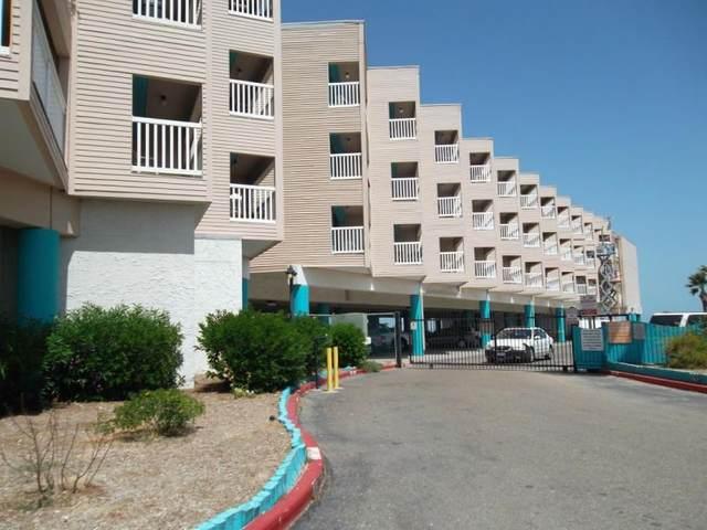 3938 Surfside Boulevard #1121, Corpus Christi, TX 78402 (MLS #372013) :: South Coast Real Estate, LLC