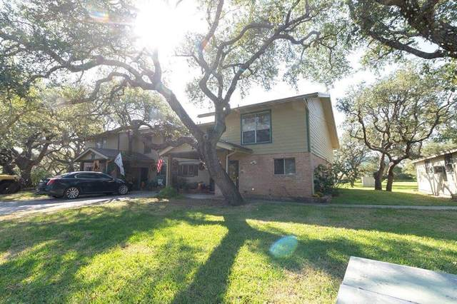 1110 8th Street B, Rockport, TX 78382 (MLS #372026) :: KM Premier Real Estate