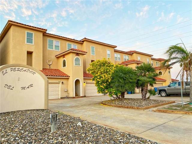 14334 Cruiser St #F106 Street, Corpus Christi, TX 78418 (MLS #372047) :: South Coast Real Estate, LLC