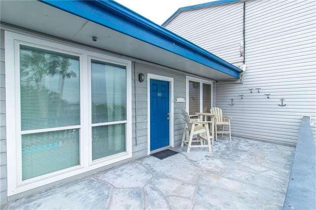 3402 Ocean Dr E 40, Corpus Christi, TX 78404 (MLS #372053) :: RE/MAX Elite Corpus Christi