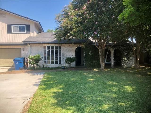 115 N Janin Circle, Portland, TX 78374 (MLS #372057) :: KM Premier Real Estate