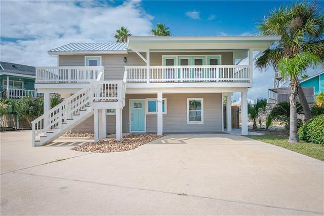 1 Mazatlan Drive, Rockport, TX 78382 (MLS #372063) :: KM Premier Real Estate