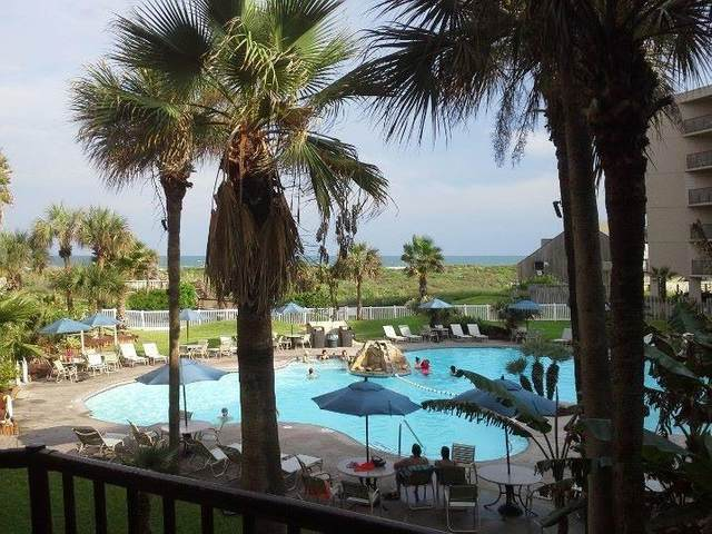 800 Sandcastle Drive #126, Port Aransas, TX 78373 (MLS #372074) :: RE/MAX Elite Corpus Christi