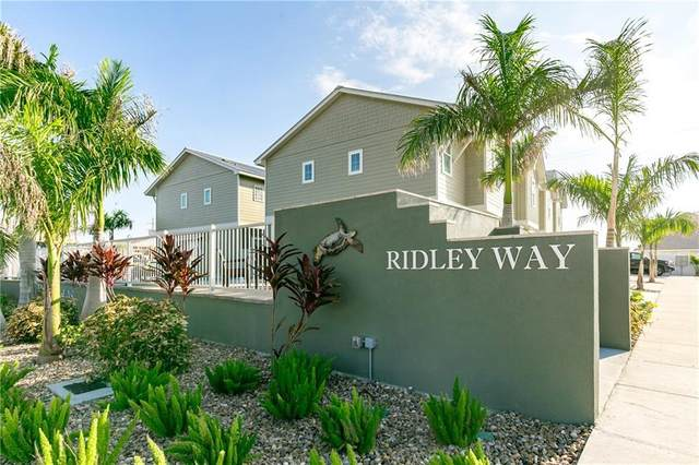 14306 Ridley Way, Corpus Christi, TX 78418 (MLS #372088) :: KM Premier Real Estate