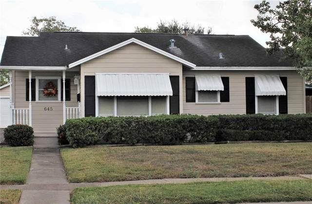 645 Lansdown Drive, Corpus Christi, TX 78412 (MLS #372089) :: RE/MAX Elite Corpus Christi