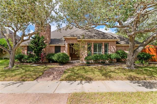 7437 Lake Neuchatel Drive, Corpus Christi, TX 78413 (MLS #372104) :: KM Premier Real Estate