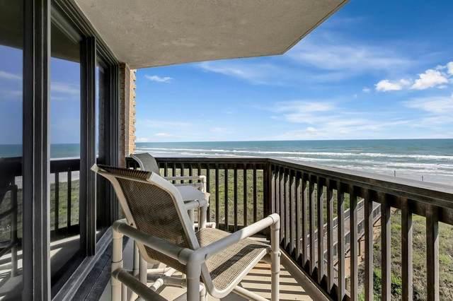 6745 Seacomber Drive #406, Port Aransas, TX 78373 (MLS #372110) :: KM Premier Real Estate
