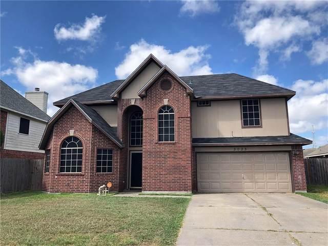 3033 Chapel Creek Drive, Corpus Christi, TX 78414 (MLS #372130) :: RE/MAX Elite Corpus Christi