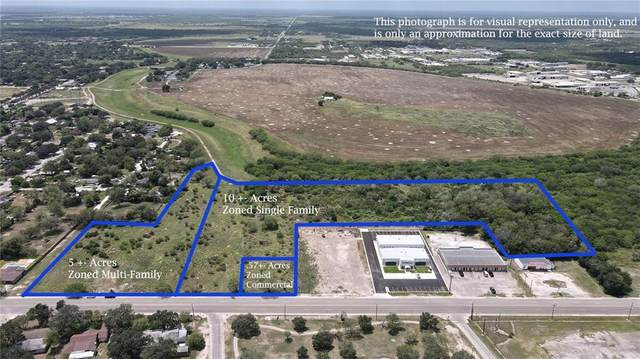 1907 N Texas Boulevard, Alice, TX 78332 (MLS #372136) :: KM Premier Real Estate