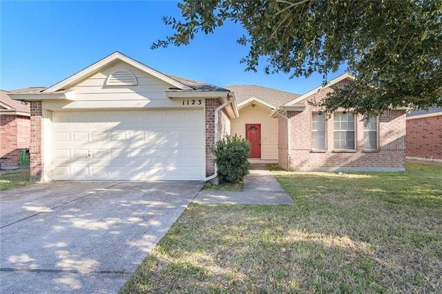 1123 Cupertino Street, Portland, TX 78374 (MLS #372147) :: KM Premier Real Estate