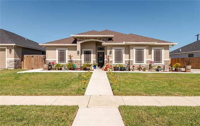 11602 Pintas Creek Cir, Corpus Christi, TX 78410 (MLS #372160) :: KM Premier Real Estate