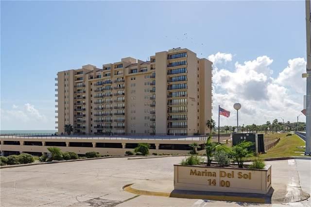 1400 Ocean Drive 101A, Corpus Christi, TX 78404 (MLS #373203) :: KM Premier Real Estate