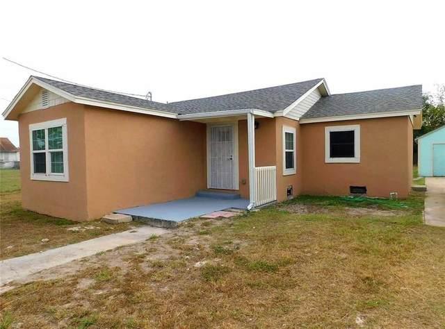 629 Scotland Drive, Corpus Christi, TX 78418 (MLS #373243) :: KM Premier Real Estate