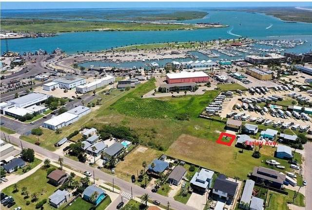 Lot 3 Farley Street, Port Aransas, TX 78373 (MLS #373255) :: South Coast Real Estate, LLC