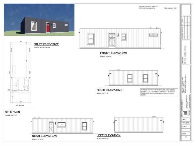 1710 Amber Drive, Corpus Christi, TX 78418 (MLS #373289) :: South Coast Real Estate, LLC