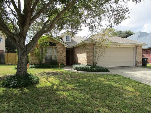 5113 Lethaby Drive, Corpus Christi, TX 78413 (MLS #373313) :: South Coast Real Estate, LLC