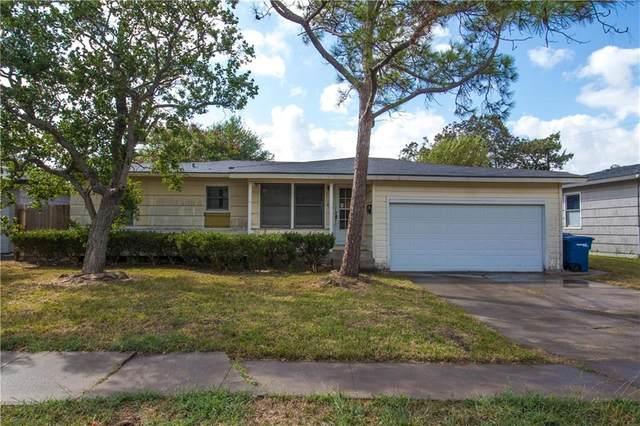 429 Wilma Drive, Corpus Christi, TX 78412 (MLS #373328) :: South Coast Real Estate, LLC
