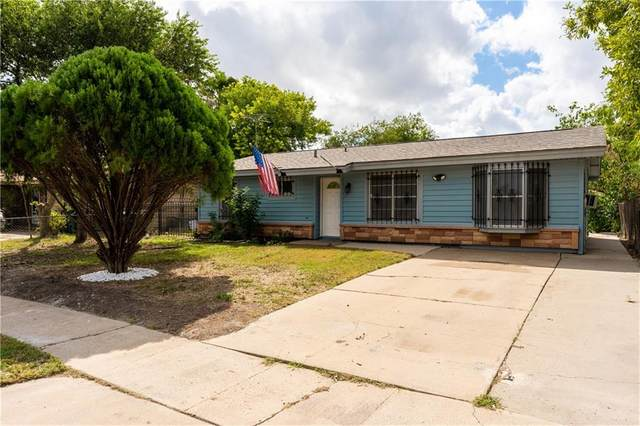 1437 Madrid Drive, Corpus Christi, TX 78416 (MLS #373365) :: South Coast Real Estate, LLC