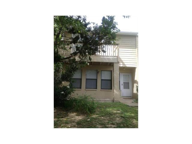 4401 River Valley Drive #302, Corpus Christi, TX 78410 (MLS #373427) :: RE/MAX Elite | The KB Team