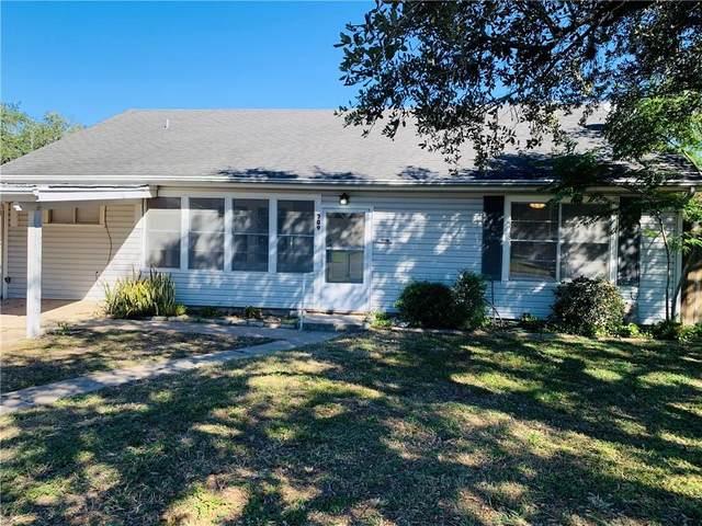 709 E Fulton Street, Sinton, TX 78387 (MLS #373442) :: South Coast Real Estate, LLC