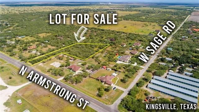 0 N Armstrong, Kingsville, TX 78363 (MLS #373491) :: RE/MAX Elite Corpus Christi