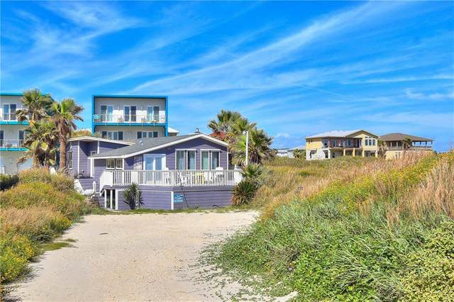 3302 On The Beach, Port Aransas, TX 78373 (MLS #373508) :: South Coast Real Estate, LLC