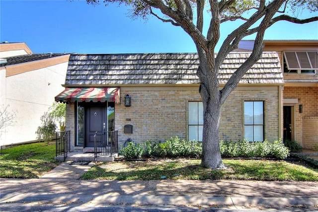 108 Lake Shore Drive, Corpus Christi, TX 78413 (MLS #373531) :: KM Premier Real Estate