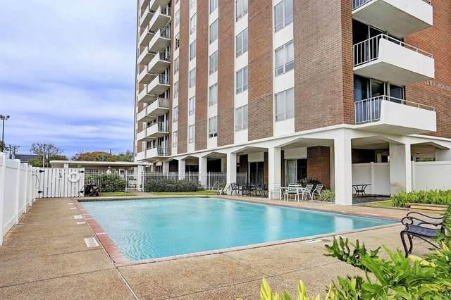 715 S Upper Broadway #504, Corpus Christi, TX 78401 (MLS #373557) :: South Coast Real Estate, LLC
