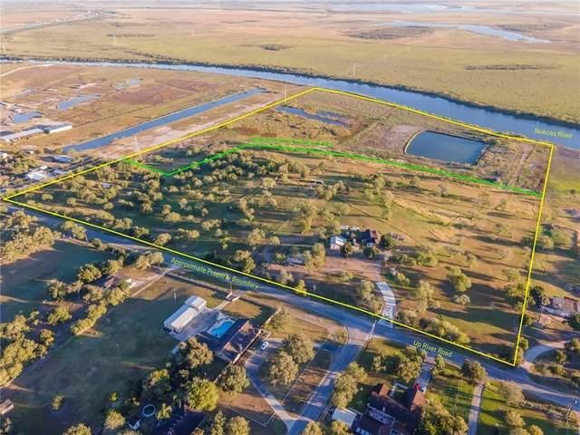 12200 Up River, Corpus Christi, TX 78410 (MLS #373757) :: KM Premier Real Estate